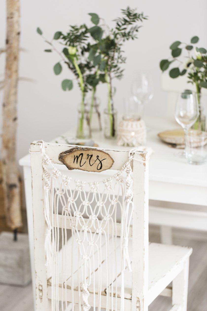 Greenery - ein Hochzeitskonzept