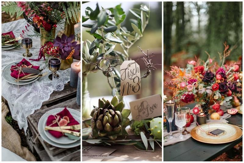 Konzeptideen für eure Herbsthochzeit