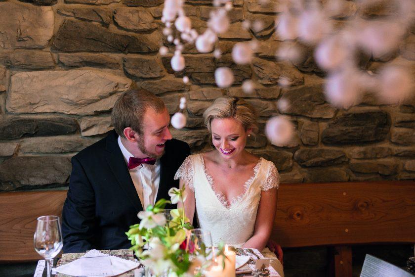 Warum es schön ist im Winter zu heiraten
