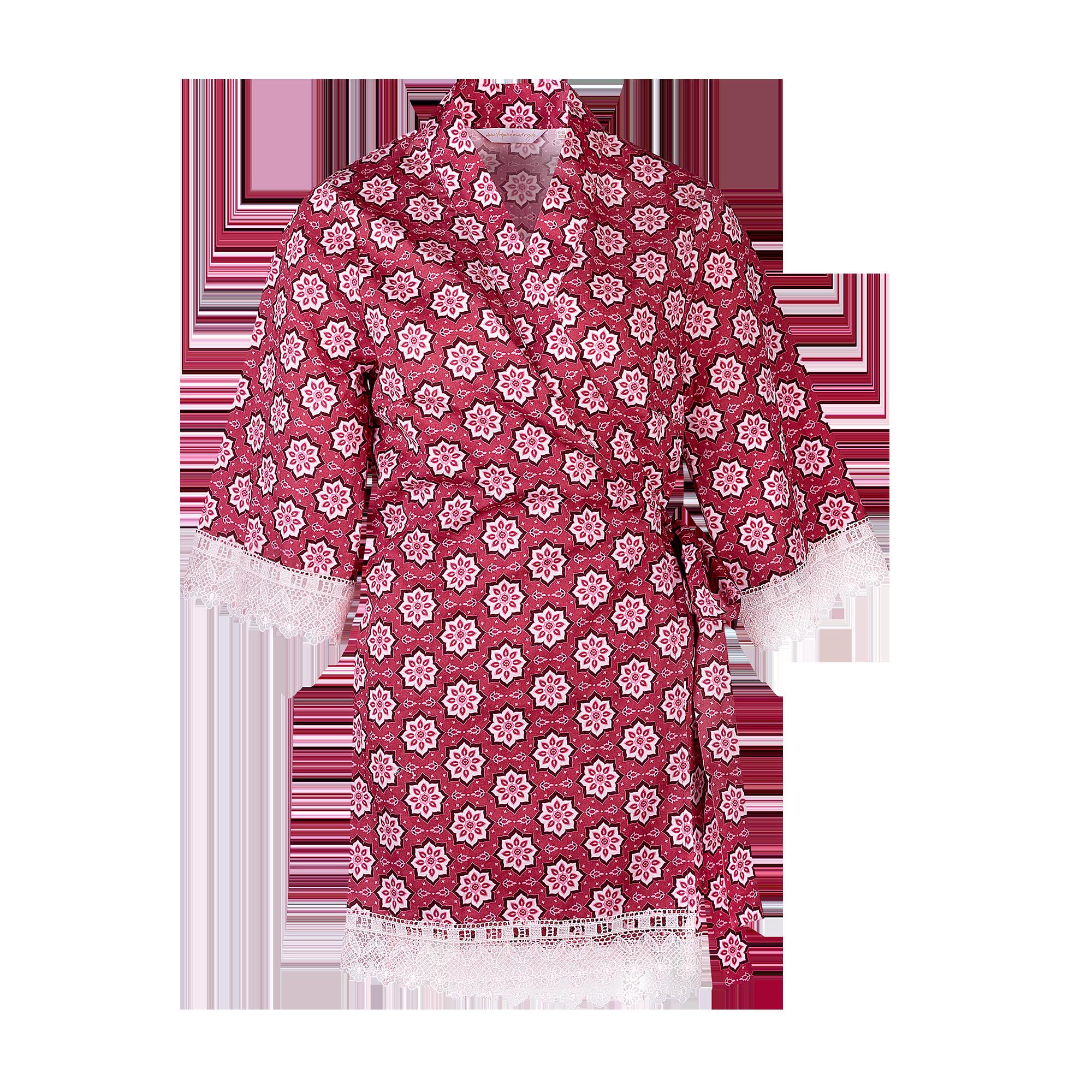 Kimono Brautjungfer | Getting ready | personalisierbar