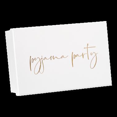 Box Pyjama Party, Größe S
