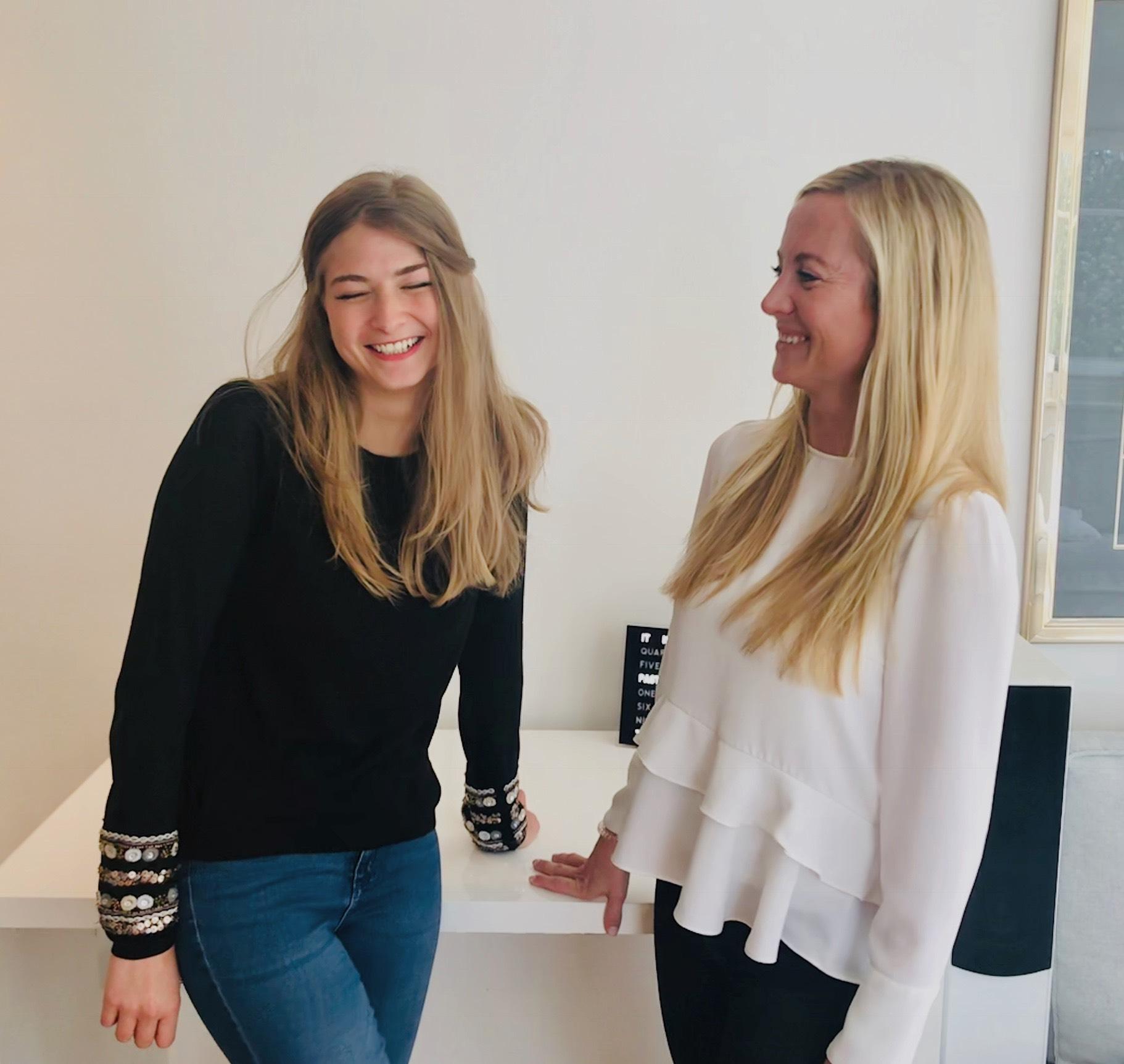 Im Interview : Philine und Chelsea von Paperstories