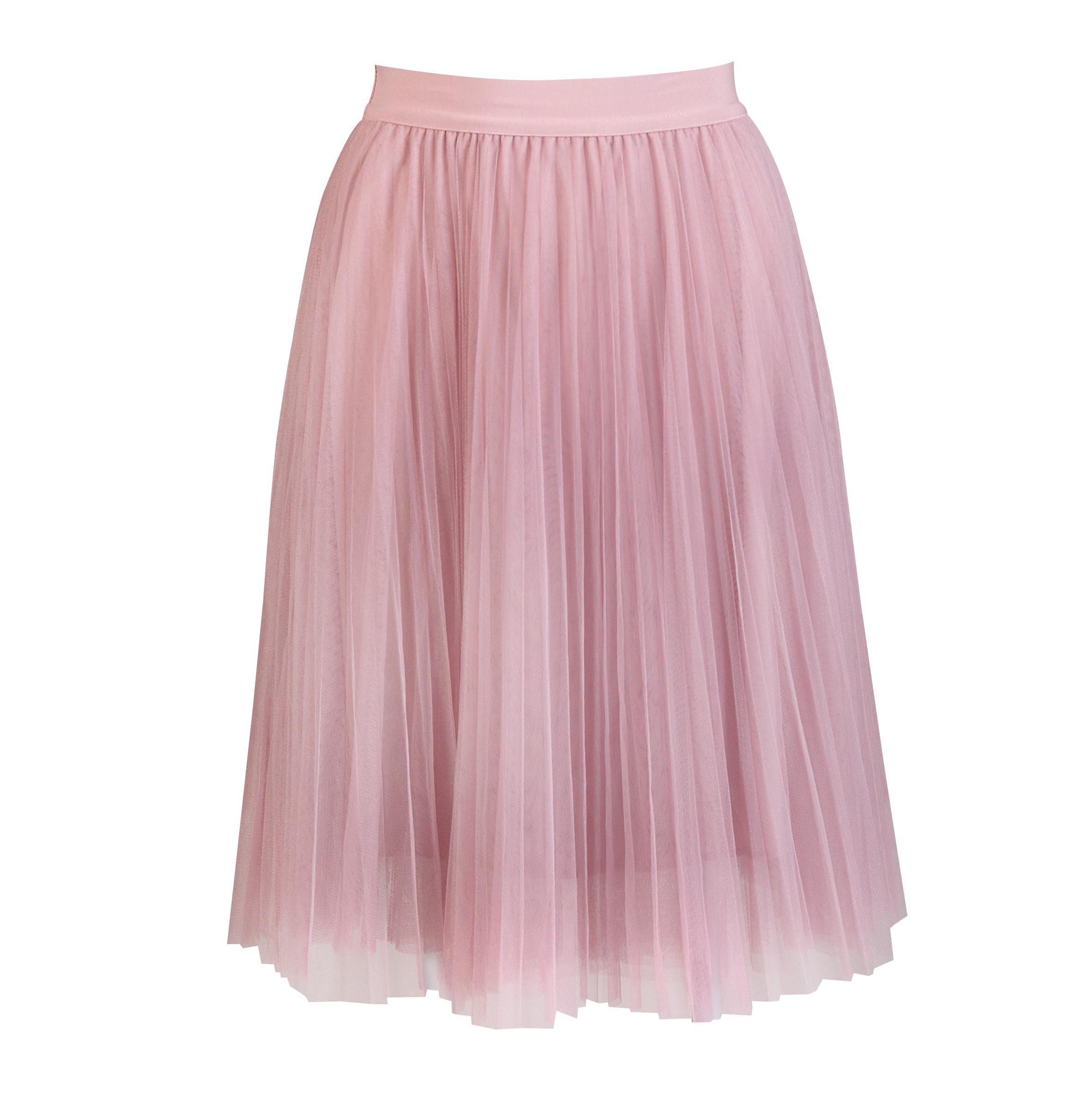 Tüllrock rosé, perfekt für Braut, Brautjungfern und Mädels, die Spaß an einem Tüllrock haben