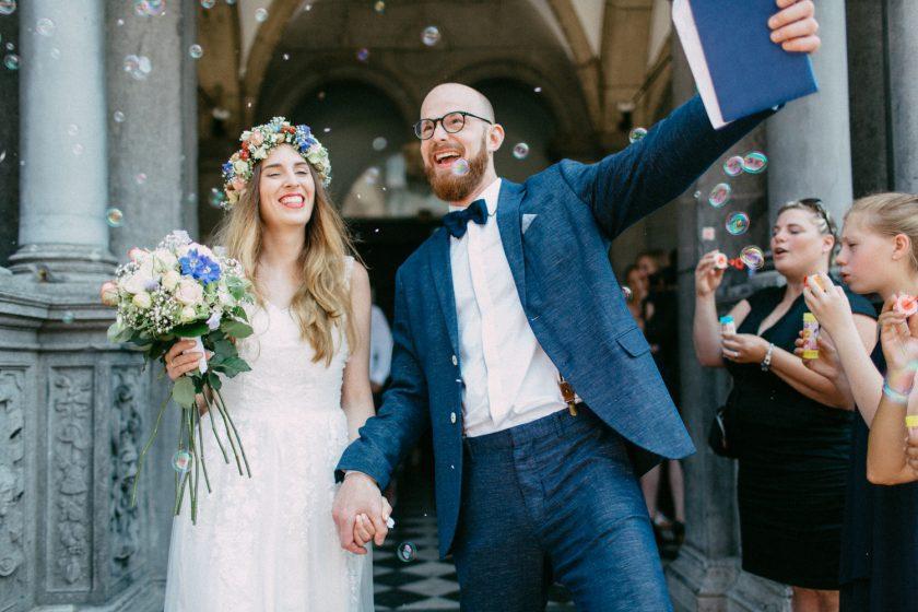 Die Hochzeit von Teresa und Mirko