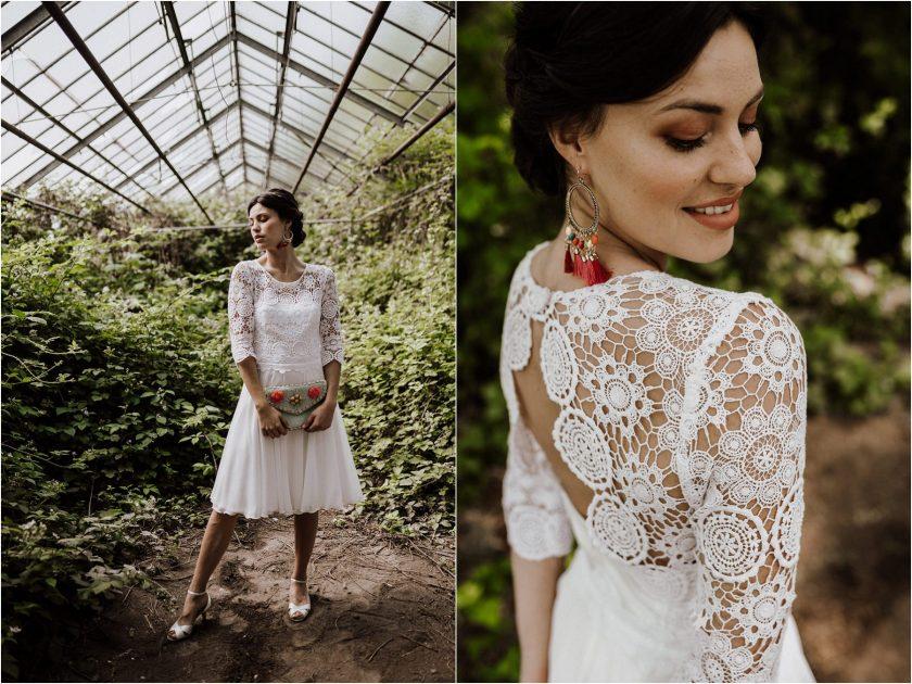 Die neue Brautkleidkollektion von Claudia Heller