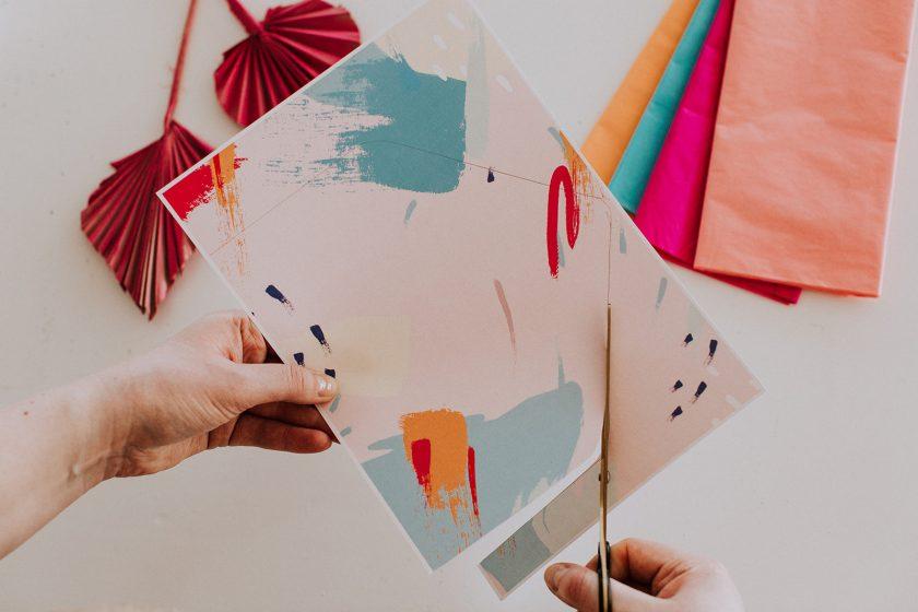 Die Liebe ist bunt - DIY und Freebies