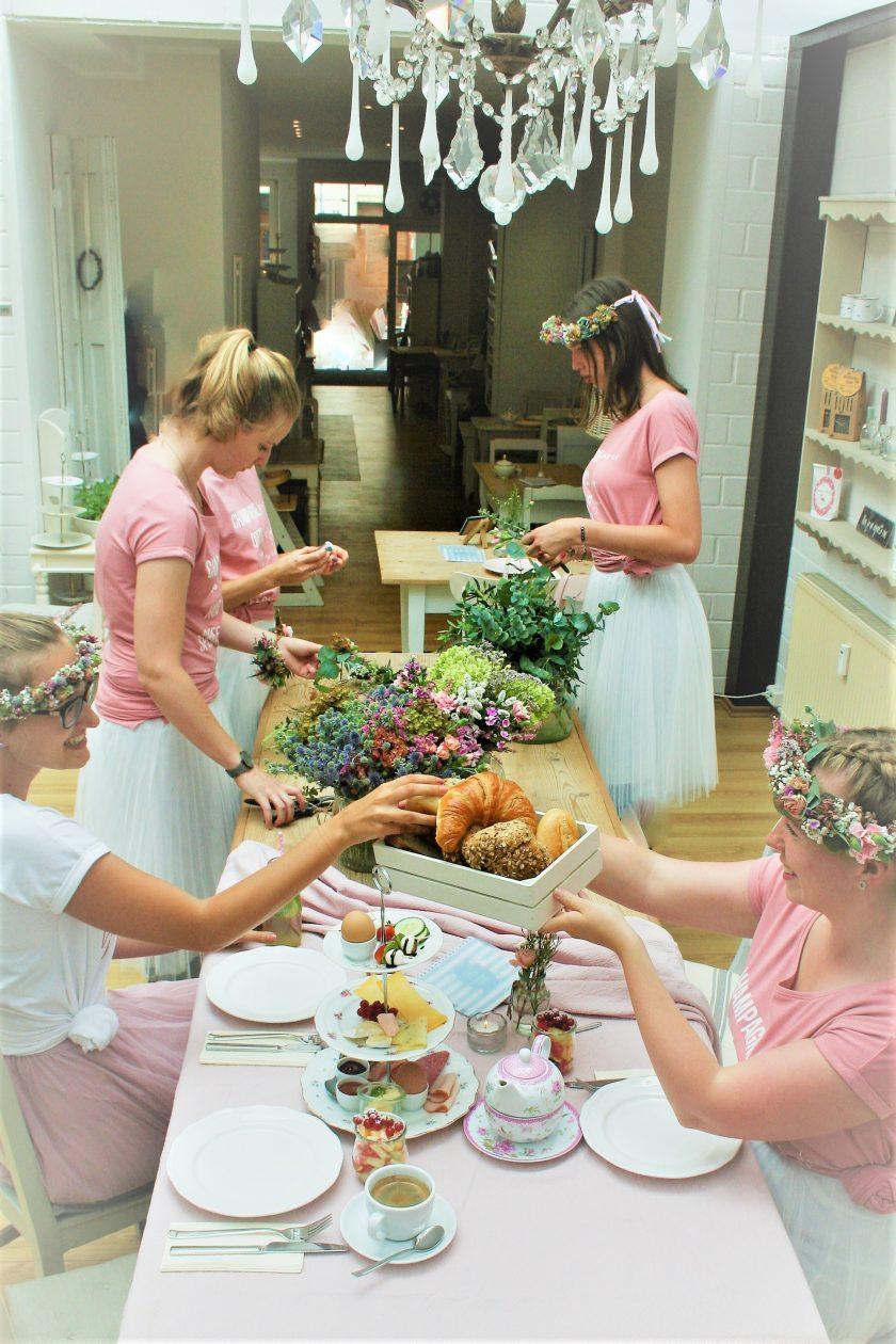 Junggesellinnenabschied feiern in Bergisch Gladbach