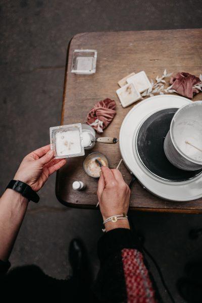 Velvet Shooting - DIY Gastgeschenk
