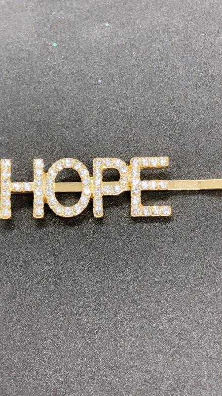 Haarspange HOPE