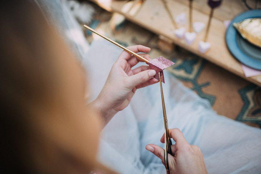 Einige DIY Ideen für eure Bridal Party
