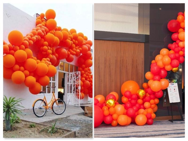 ballondekoration-ballondekorationen-Luftballons-Ballongirlande