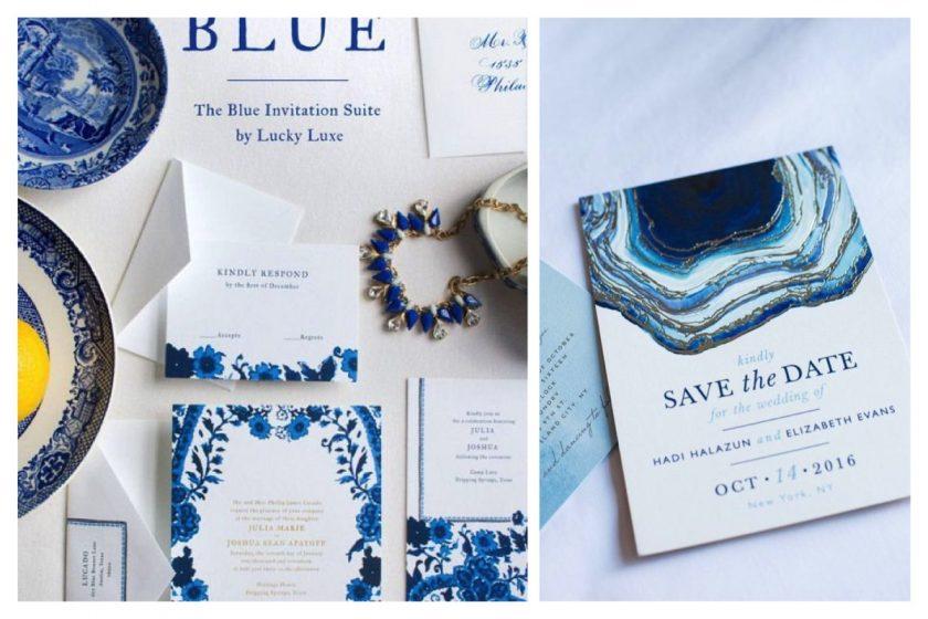 Classic Blue - Pantone Farbe 2020