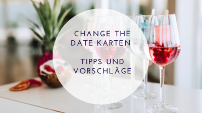 Change the date Karten-Hochzeit verschieben-Corona