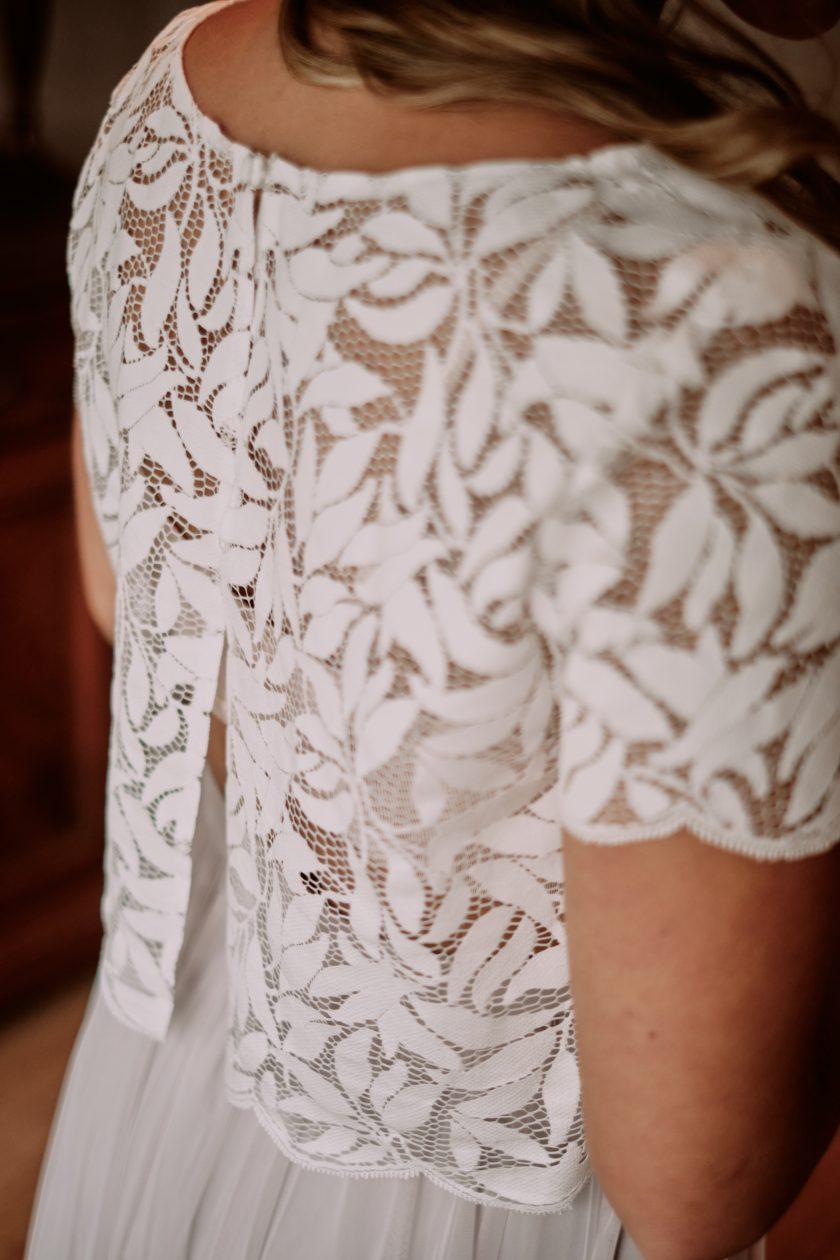 Brauttop-Brautkleid-Zweiteiler-Hochzeit