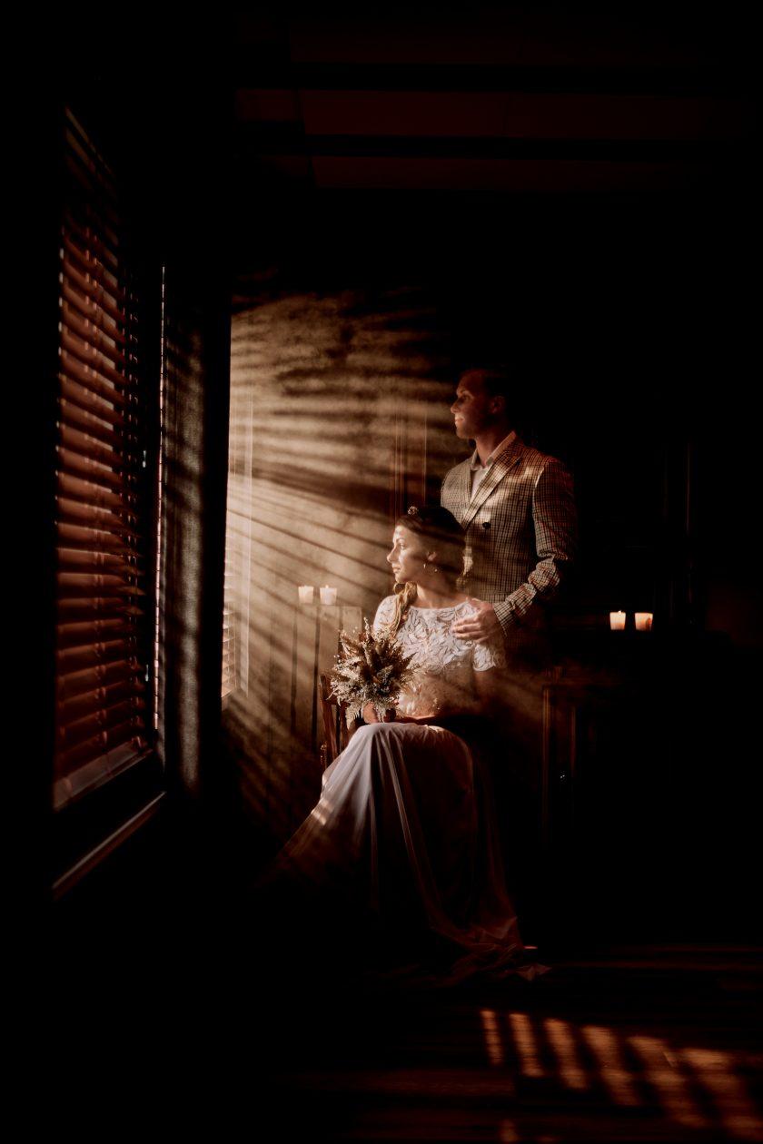 rustic Wedding-rustikale Hochzeit-Hochzeitsfotografie