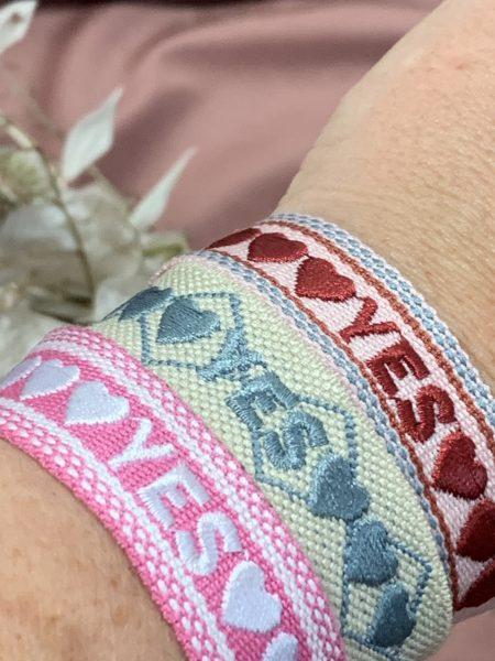 YES Armbänder-Geschenk-Braut-Brautjungfer