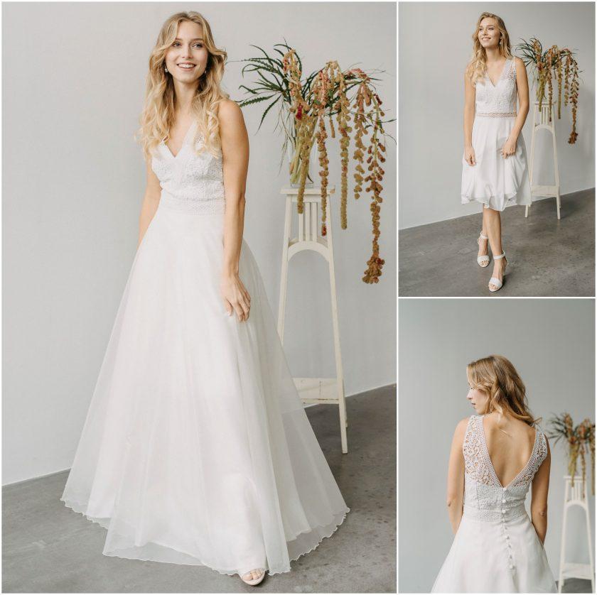 Brautmodenkollektion 2021-Brautkleid-Hochzeitskleid