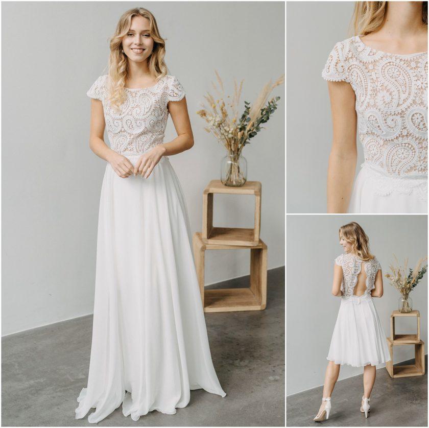 Hochzeitstrends 2020-Hochzeitstrends 2021-Brautmode
