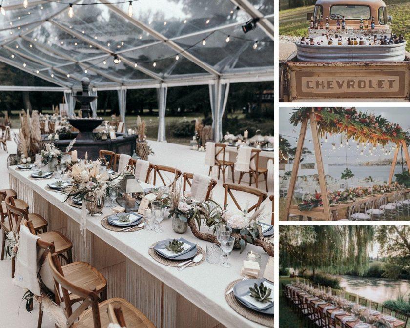 Hochzeitstrends 2020-Hochzeitstrends 2021-Outdoor Wedding