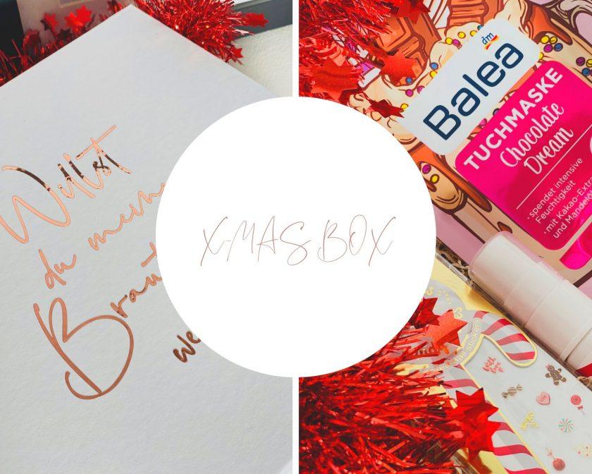 X-Mas Box-Geschenkideen-Weihnachtsgeschenk-Freundin