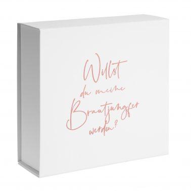Brautjungfer-Geschenkbox-Willst du meine Brautjungfer werden