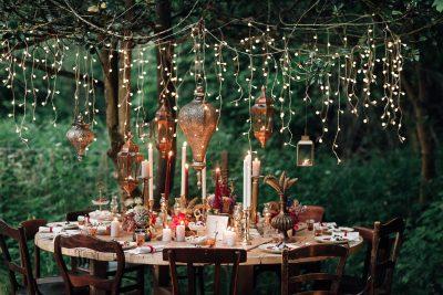 Hochzeit im Garten-Hochzeitsplanung-Hochzeit im Sommer