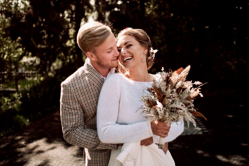 Hochzeit zu Zweit-Standesamt-Corona