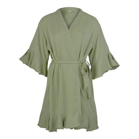 Kimono-Getting ready-Hochzeit