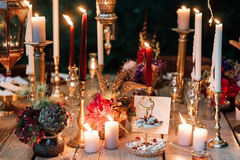 Tiny Wedding-kleine Hochzeitsfeier-Corona Pandemie