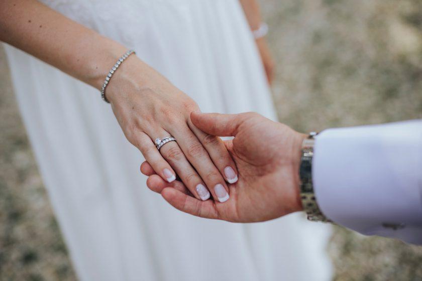 Hochzeitsfotografie-Hochzeitsfoto