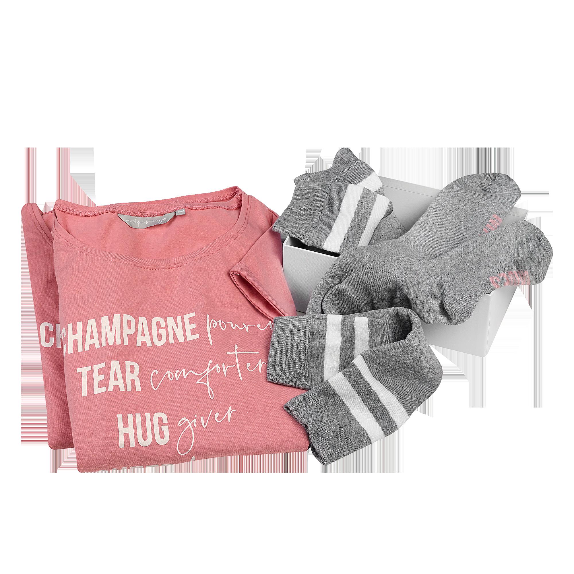 Geschenkbox | Pyjama Party Box für den Mädelsabend