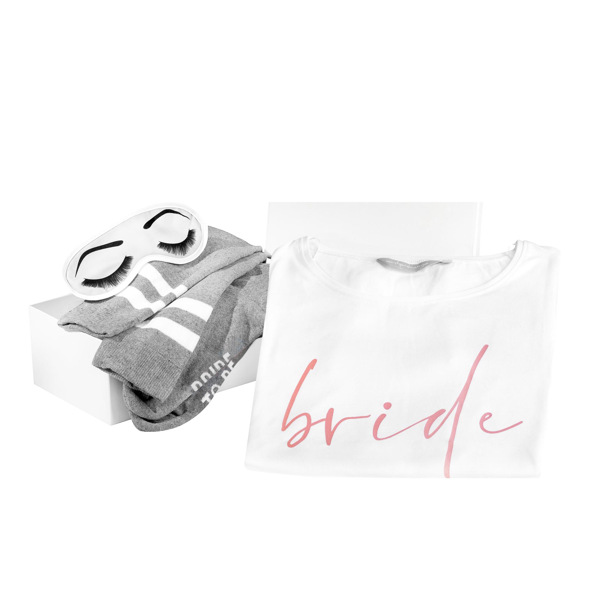 Geschenkbox Braut | Pyjama Party