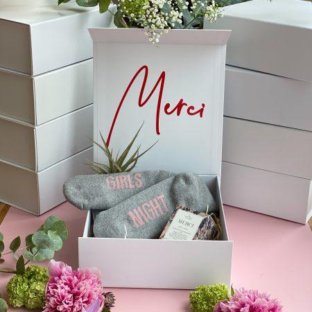 Geschenkbox-Dankeschön-Geschenkset