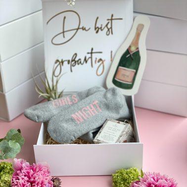 Geschenkbox-du bist großartig