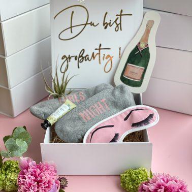 Geschenkbox-Freundin-Geschenk