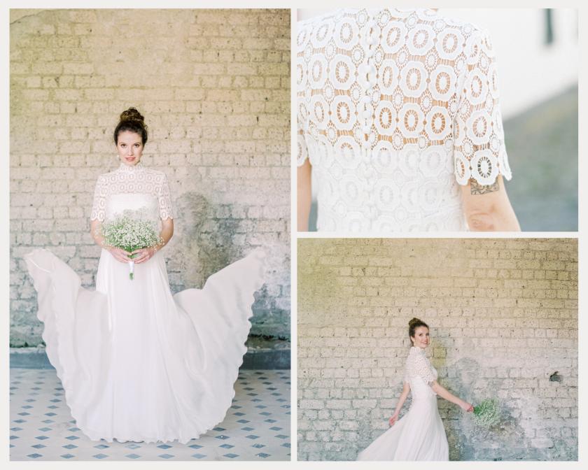 Brautkleid-Hochzeitskleid-Claudia Heller