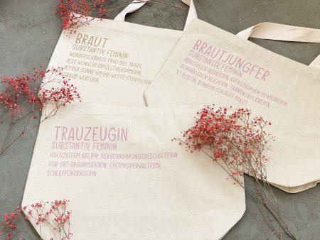 Brauttasche-Nottfalltasche