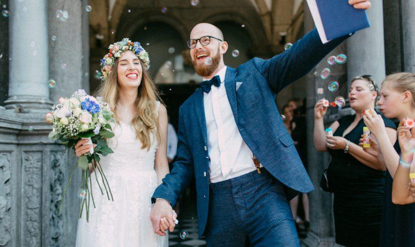 Wir begleiten Teresa und Mirko bei ihrer Hochzeitsplanung